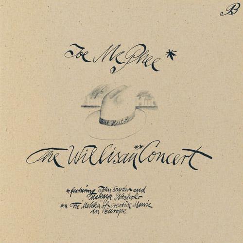 McPhee, Joe: The Willisau Concert (Corbett vs. Dempsey)