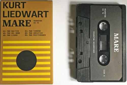 Liedwart, Kurt : Mare [CASSETTE] (Mikroton Recordings)