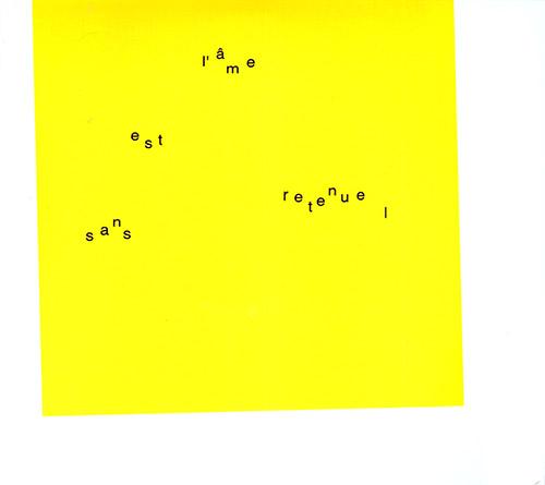 Frey, Jurg: L'ame Est Sans Retenue I [5 CDs] (erstwhile)