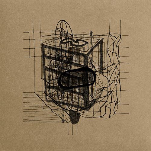 Guionnet, Jean-Luc / Daichi Yoshikawa: Intervivos [VINYL] (Empty Editions)