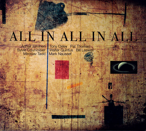 Nauseef, Mark: All In All In all (Relative Pitch)