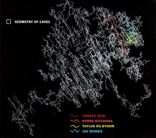 Reid, Tomeka / Kyoko Kitamura / Taylor Ho Bynum / Joe Morris: Geometry of Caves (Relative Pitch)