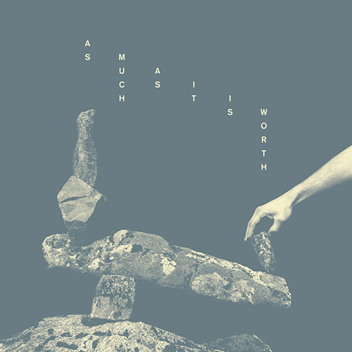 Machinefabriek: As Much As It Is Worth [7-inch VINYL] (Machinefabriek)