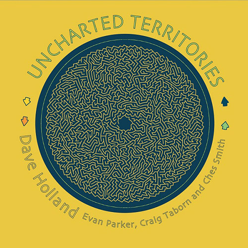 Holland, Dave Feat. Evan Parker / Craig Taborn / Ches Smith: Uncharted Territories [VINYL 3 LPS] (Dare2 Records)