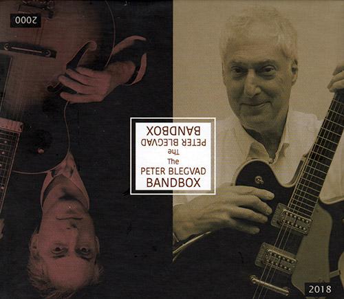 Blegvad, Peter : Bandbox [6 CD BOX SET] (Recommended Records)