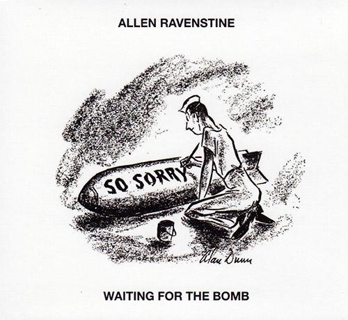 Ravenstine, Allen : Waiting For The Bomb [VINYL] (Recommended Records)