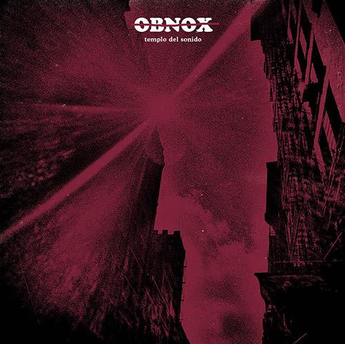 Obnox (Lamont Thomas): Templo del Sonido [RED VINYL] (Astral Spirits)