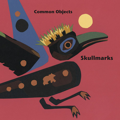 Common Objects (Davies / Butcher / Davies / Lapelyte / Patterson / Thomas): Skullmarks (Meenna)