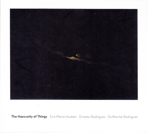 Houben / Rodrigues / Rodrigues: The Haecceity Of Things (Creative Sources)