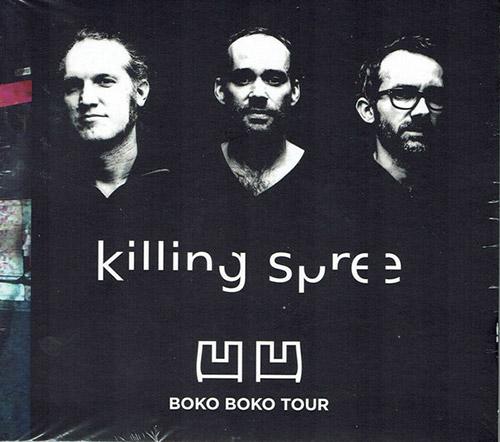 Killing Spree (Metzger / Daniel / Galichet): Boko Boko Tour (Ayler)