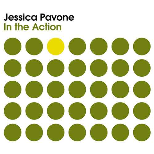 Pavone, Jessica: In The Action (Relative Pitch)
