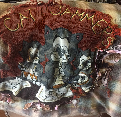 Chadbourne, Eugene / Cat Jammers: Invitation To A Jam Session (Chadula)