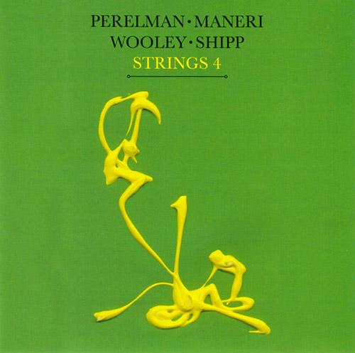 Perelman, Ivo / Mat Maneri / Nate Wooley / Matthew Shipp: Strings 4 (Leo Records)