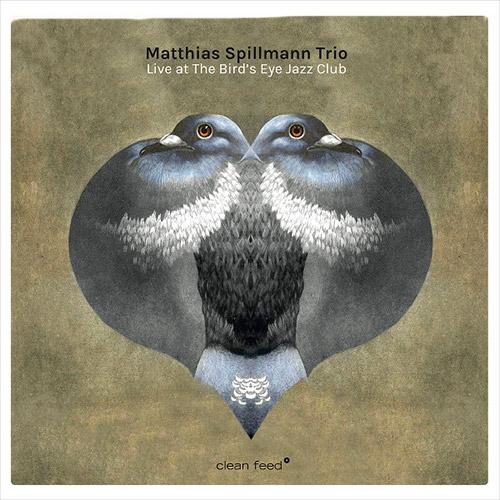 Spillmann, Matthias Trio (Spillmann / Lang / Baumgartner): Live At The Bird's Eye Jazz Club (Clean Feed)