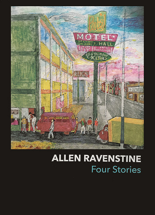 Ravenstine, Allen : Four Stories Book [BOOK] (Recommended Records)