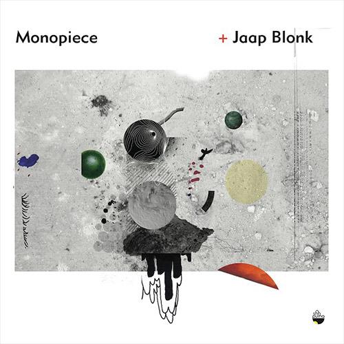 Monopiece / Jaap Blonk (Corde / Robidoux / Russell) (Shhpuma)