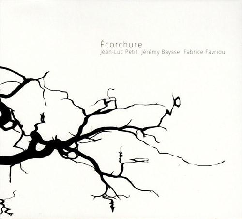 Petit, Jean-Luc / Jeremy Baysse / Fabrice Favriou: Ecorchure (Creative Sources)