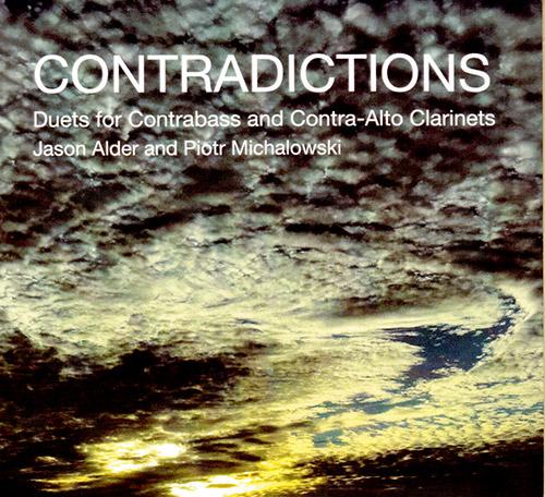 Alder, Jason / Piotr Michalowski: Contradictions (Creative Sources)