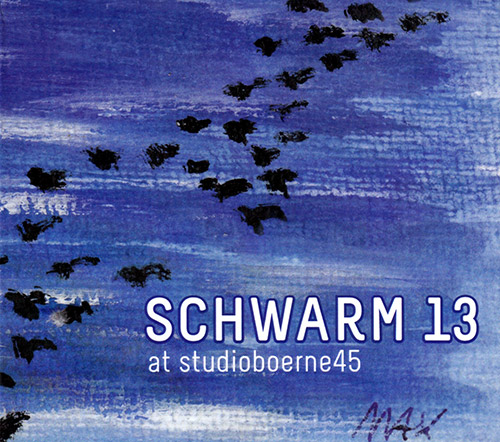 Schwarm 13: At Studioboerne45 (Creative Sources)