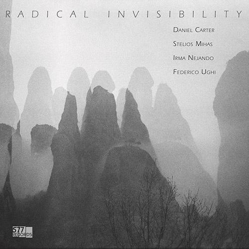 Carter, Daniel / Stelios Mihas / Irma Nejando / Federico Ughi: Radical Invisibility (577 Records)