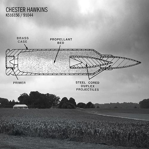 Hawkins, Chester: K516156/91044  [33 1/3 7-inch VINYL] (Intangible Arts)