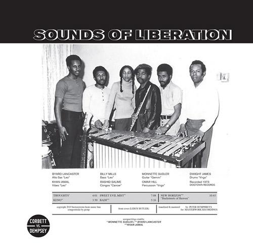 Sounds of Liberation: Unreleased (Columbia University 1973) (Corbett vs. Dempsey)