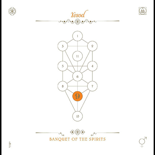 Banquet Of The Spirits / John Zorn: The Book Beri'ah Vol. 9 - Yesod (Tzadik)