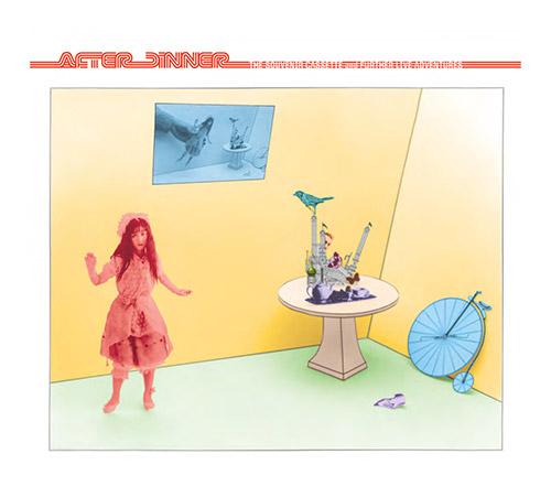 After Dinner: Souvenir Cassette (2019) [DELUXE CD EDITION] (Fish Prints)