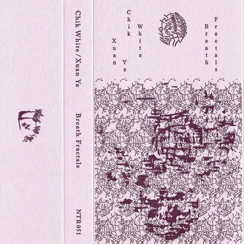 White, Chik / Xuan Ye: Breath Fractals (Notice Recordings)