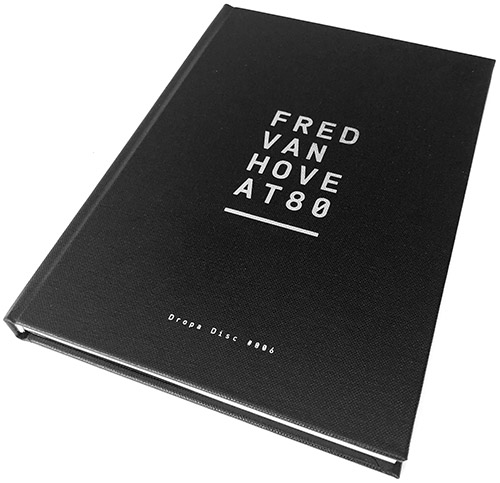Van Hove, Fred: At 80 [3 CDs / 80 page book] (Dropa Disc)