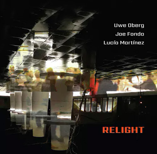 Oberg, Uwe / Joe Fonda / Lucia Martinez: Relight (Not Two)