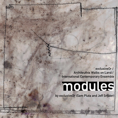 exclusiveOr (Peter Evans / Wooley / Muncy / Olencki / Karre / Cimini / Young / Snyder / Pluta): Modu (Carrier Records)
