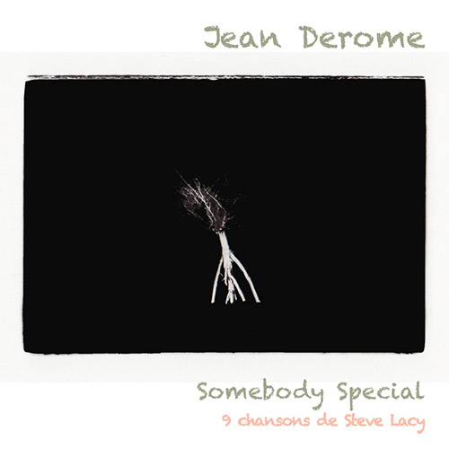 Derome, Jean: Somebody Special (Ambiances Magnetiques)