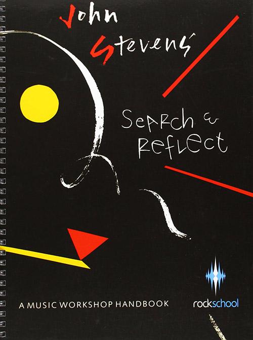 Stevens, John: Search and Reflect [BOOK] (Rockschool)