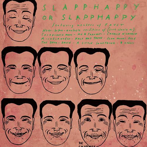 Slapp Happy: Acnalbasac Noom [VINYL RSD] (Our Swimmer)