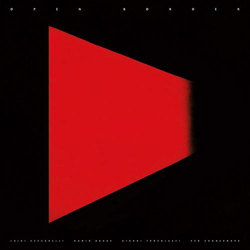 Vandermark / Drake / Trovalusci / Ceccarelli: Open Border [VINYL w/DOWNLOAD] (Audiographic Records)