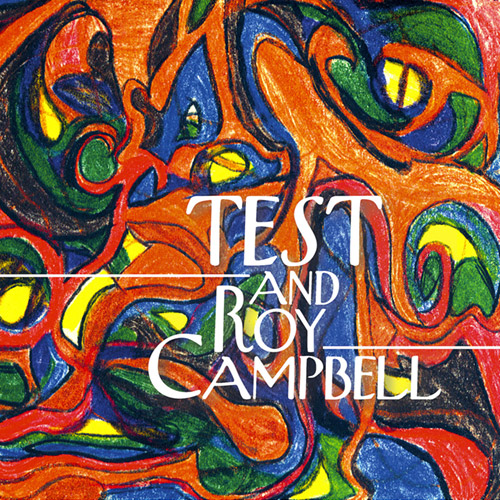 TEST / Roy Campbell: TEST / Roy Campbell (577)