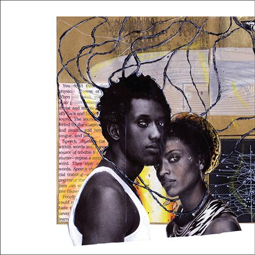 Mitchell, Nicole / Lisa E. Harris: Earthseed [VINYL 2 LPs] (FPE Records)