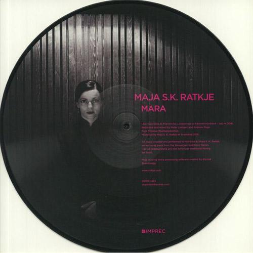 Ratkje, Maja S.K.: Mara [VINYL PICTURE DISK] (Important Records)