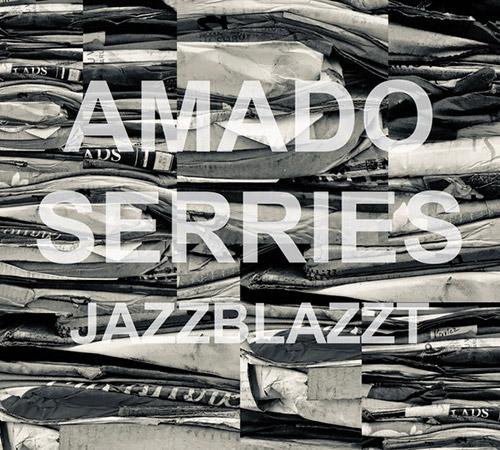 Amado, Rodrigo / Dirk Serries: Jazzblazzt (Klanggalerie)