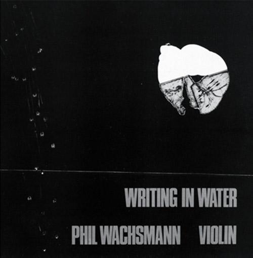 Wachsmann, Phil : Writing In Water (Corbett vs. Dempsey)
