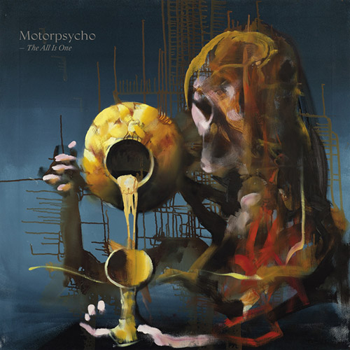 Motorpsycho: The All Is One [VINYL 2 LPs] (Rune Grammofon)