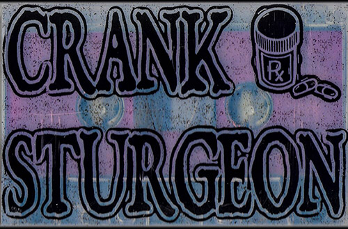 Crank Sturgeon: Anxiety Detectors Kit [CASSETTE] (Tribe Tapes)