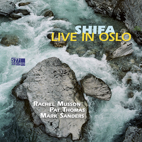 Musson, Rachel / Pat Thomas / Mark Sanders: Shifa - Live In Oslo (577)