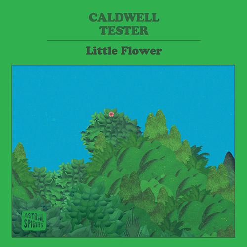 Tester / Caldwell: Little Flower [CASSETTE w/ DOWNLOAD] (Astral Spirits)
