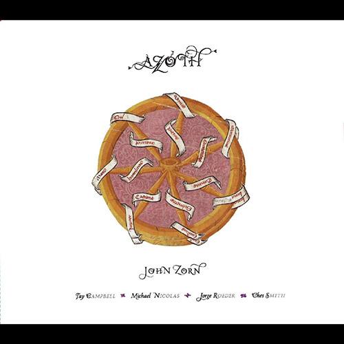 Zorn, John: Azoth (Tzadik)