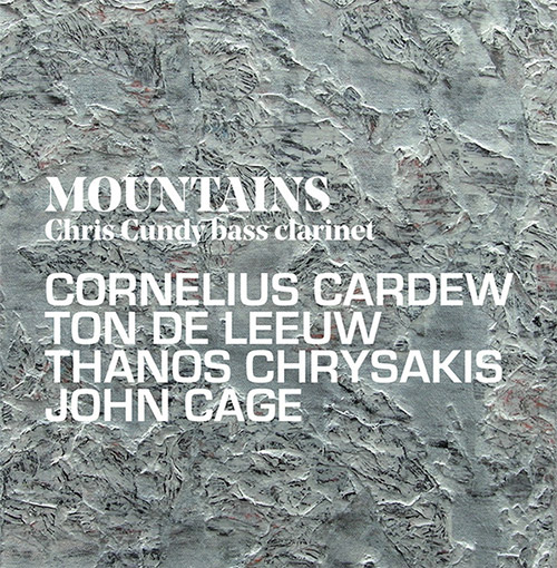 Cundy, Chris: Mountains (Aural Terrains)