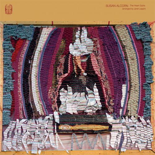 Alcorn, Susan: The Heart Sutra (Arranged by Janel Leppin) [VINYL] (Ideologic Organ)