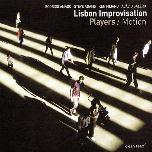 Lisbon Improvisation Players: Motion (Clean Feed)