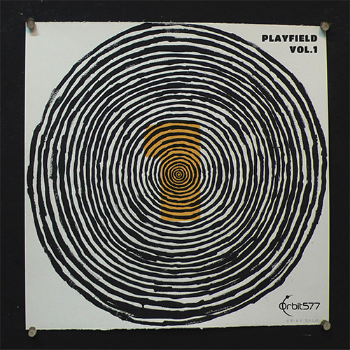 Playfield (Carter, Muhr, Ishito, Plaks, Namenwirth, Takahashi, Swanson, Panikkar): Vol. 1 (Orbit577)